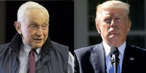 Wexner and Trump